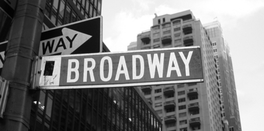 Broadway Musical Checks