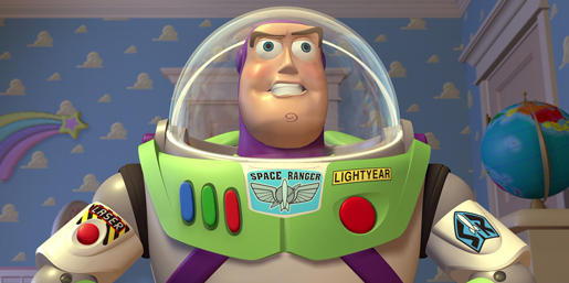 Buzz Lightyear Checks