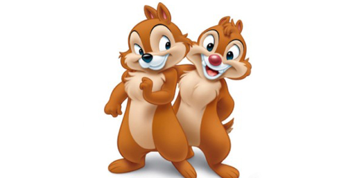 Chip n Dale Checks