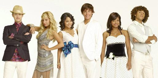 Disney High School Musical Checks