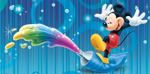 Mickey Mouse Checks