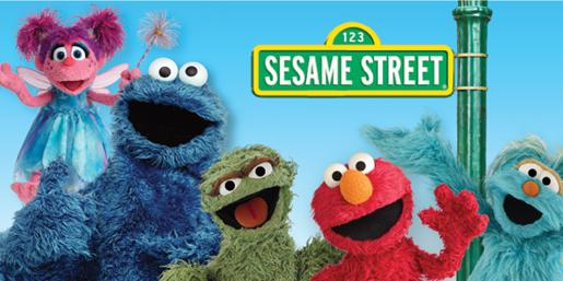 Sesame Street Checks